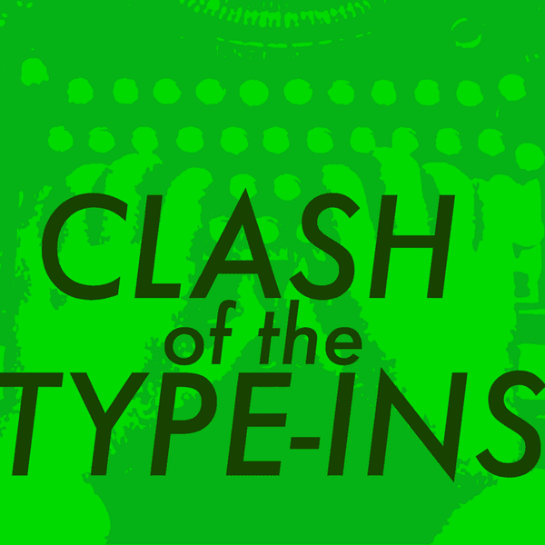 Clash of the Type-Ins Cover